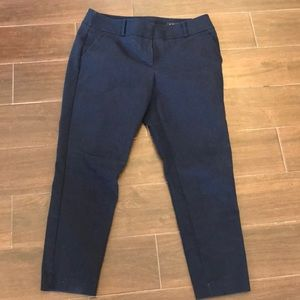 LOFT navy dress pants 👖